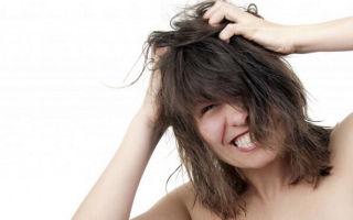 Что делать, если чешется голова после мытья