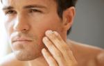 Вероятные причины появления красных пятен на лице