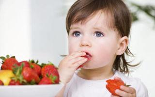 Детская гипоаллергенная диета