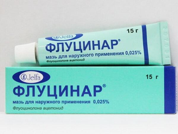 Мази при аллергическом дерматите